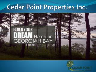 Midland Waterfront Properties for Sale