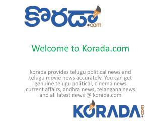 telugu political news