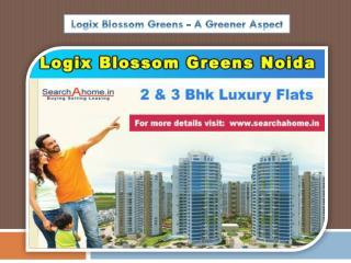 Logix Blossom Greens - A Greener Aspect