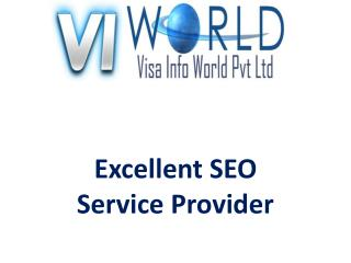 SEO company (9899756694) in Noida India-visainfoworld.com