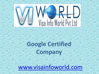 Website Development (9899756694) Company in Noida India-visainfoworld.com