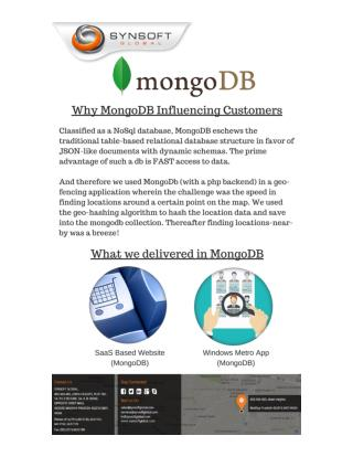 ‪NoSQL‬ ‪‎Database‬ ‪MongoDB