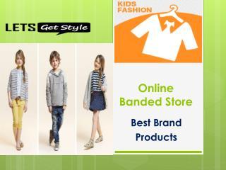 Kids online shopping store- letsgetstyle.com