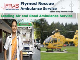 Leading Ambulance Service in Delhi FRAS
