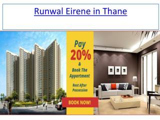 Runwal Eirene in Mumbai