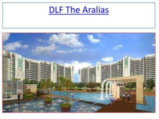 DLF The Aralias in Sector 42 Gurgaon