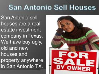 Old Homes For Sale In Texas : San Antonio Sell Houses