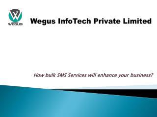 How Bulk SMS Enhance Business