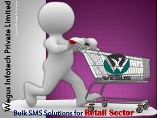 Sms retail marketing