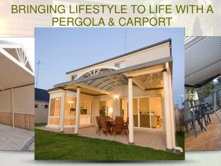 Sunscreen Patios & Pergolas