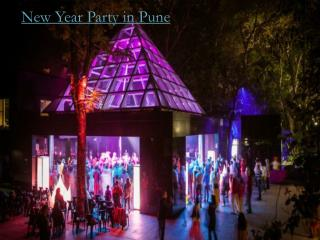 New Year Party in Pune