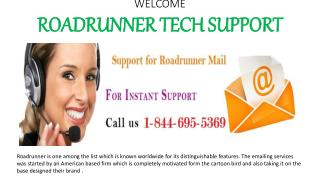 1-844-695-5369 Roadrunner Customer Service Number