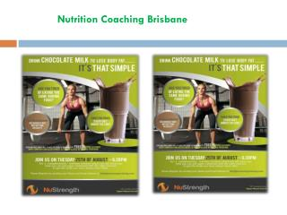 Competition Preparation, Nutrition Coaching Brisbane