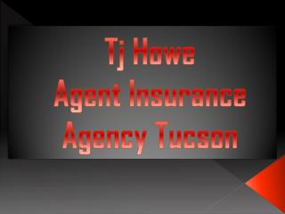 Agent Tucson business insurance
