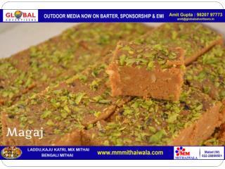 Gujarati Sweet Shop in India - MM Mithaiwala
