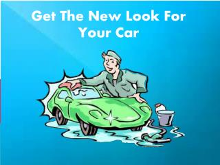 Get The New Look for Your Car