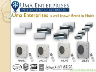 AC dealers in Noida Call UMA Enterprises