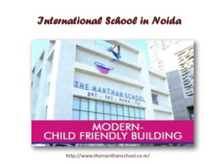 International School in Noida