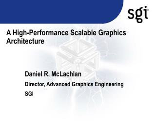 A High-Performance Scalable Graphics Architecture