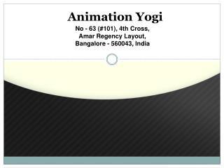 Animation Yogi