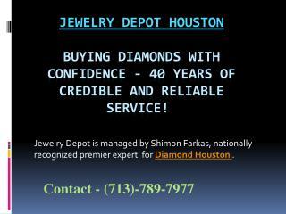 Diamond Ring Houston