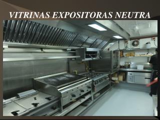 VITRINAS EXPOSITORAS NEUTRA