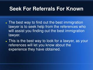 How To Choose Best Immigration Lawyer For Your Legal Issues?