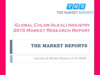 Price and Gross Margin Analysis of Chlor-Alkali Forecast Report