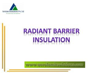 About Radiant Barrier Insulation Material