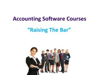 Accounting Software Courses