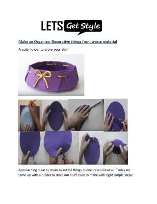 Online shopping lowest price- letsgetstyle.com