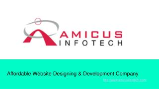 Affordable Website Designing & Development Company