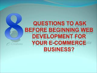 Hire ecommerce web development company