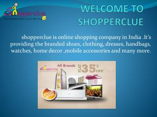 mobile and accessories online shopping in shopperclue