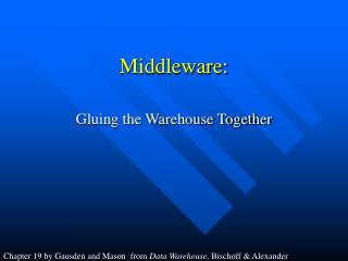 Middleware:
