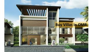 Buy Villas in OMR