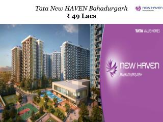 Tata Value Homes - New Heaven Bahadurgarh Haryana