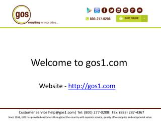 Office furniture gos1.com