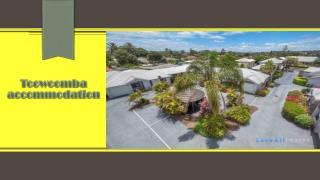Toowoomba accommodation