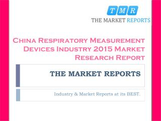 Cost, Price, Revenue and Gross Margin of Respiratory Measurement Devices 2016-2021