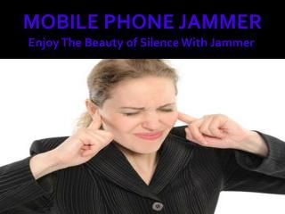 Mobile Jammer in Delhi, 9717226478