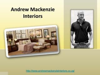 Interior Designers In Johannesberg - Andrew Mackenzie
