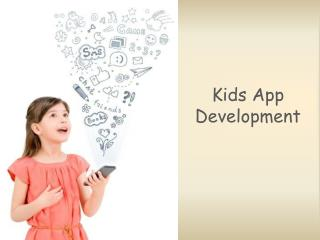 Kids App Development