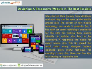 Best and cheap Web Designing Company in India