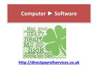 payroll services UK