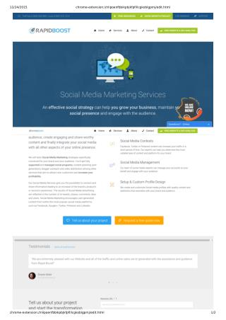 An Effective Social Strategy Can Help You Grow Your Business