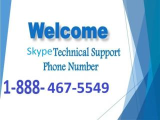 skype technical support 1 888 467 5549 phone number usa /canada