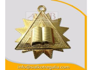 Masonic Craft Jewel chaplain