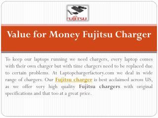 Fujitsu Charger