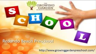 Redondo And El Segundo Preschool